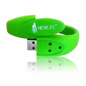 Wrist Band USB Flash Drive Wrist Band Memory Stick