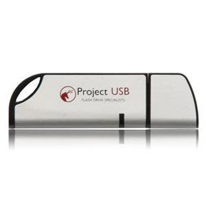 Aluminium Plastic USB Flash Drive, Aluminium Plastic Memory Stick
