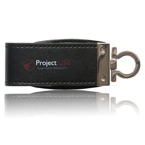 Leather Vintage USB Flash Drive, Leather Memory Stick