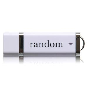 Plastic Travel USB Flash Drive, Plastic Memory Stick